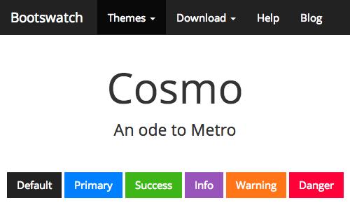รูปแบบ cosmo