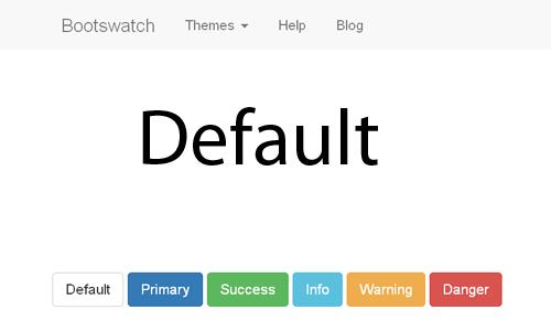 รูปแบบ default